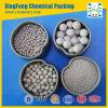 Sfere di ceramica inerti di 17% per l'imballaggio della torretta