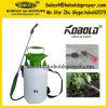 Pulverizador de pressão de jardim de plástico de compressão manual de 3L