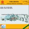 Automatische medizinische äußere mit Ultraschallschablone, die Maschine von 3 Earloop Schweißgeräten herstellt