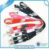 Hot Sale Custom Sport Team Lanyard para Promoção / Venda