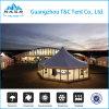 Tente hexagonale de conception nouvelle avec accessoires de luxe