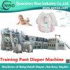 製造させる機械を高速使い捨て可能なトレーニングのズボンのおむつ(LLK500-SV)