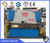 La prensa de freno hidráulico wc67S para el acero hierro