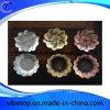 Couvre-tapis de cuvette d'alliage de jeu de thé de Kongfu avec le prix usine