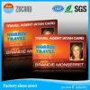 Cartões da identificação do empregado do baixo preço RFID M1 para o controle de acesso