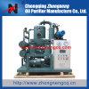 Machine van de Filtratie van de Olie van de Transformator van het dubbel-Stadium van de Reeks van Zhongneng de Vacuüm