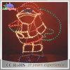 Windowsの装飾的なクリスマスのモチーフの装飾LEDサンタクロースライト