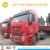 Il trattore di Hongyan Genlyon 6*4 trasporta il trattore su autocarro del motore