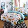 Quarto barato Lençois Bedding Set Home Produtos Têxteis