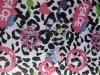 Oxford 600D Leopard taches le tissu de polyester d'impression (BB-06)