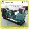 générateur diesel 6BTA5.9-G2 de terre de puissance de 100kw Cummins