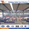 Выполненная на заказ конструкция стальная структура Prefab здание завода