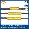 Coupleur de Tige-Tige pour le Rebar de précision de 25mm de Chine