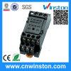 Général Purpoe Mini PCB plastique automatique Solid State Relay Socket