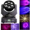 Luz principal móvil de la viga del LED 6PCS RGBW