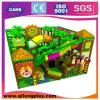 Kids (QL-151202E)のための最近Jungle Theme Plastic Soft Play