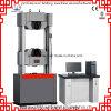 Máquina de teste universal controlada hidráulica servo do esforço da tensão