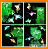 Ändernde Sonnenenergie-Garten-Leuchte färben