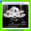 Obiettivo di vetro di Vr 3D del cartone di lunghezza focale 45mm Google del diametro 25mm di Hotsale