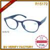 Zoll geauftragener lesender Gläser hergestellter Verkauf R15172 auf Alibaba China