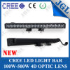 Nieuwe Single Row Car CREE LED Light Bar 100W-250W