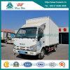 Isuzu 1.5 톤 Light Duty 밴 Cargo Truck