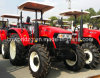 Tractor de rodas com 110HP Hot Sale