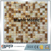 Mosaico de mármol decorativo de la piedra natural del medallón para la cocina / el cuarto de baño