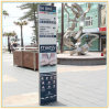Modulex Wayfinding Zeichen/Straßen-Richtungs-Träger-Vorstand