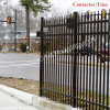 O PVC pólvora negra Garrison Fencing//jardim a régua (XM-P11)