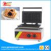 工場価格の機械Forsaleを作る軽食の長方形のワッフル