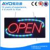Visualización abierta electrónica del rectángulo LED de Hidly