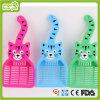 猫の製品プラスチック猫の砂のシャベル