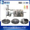 Máquina de embotellado automática llena del jugo de la leche con control del PLC