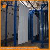Preriscaldamento del forno del rivestimento della polvere del traforo a 400f con il trasportatore per il portello del metallo