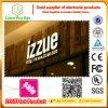 2016년 Hxz Anti-Corrosion & 방수 다채로운 유기 유리 통풍관 정면 Lit 기술 상업 광고 편지