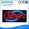 Muestra abierta de la tensión LED del rectángulo de Hidly baja