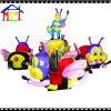 Elicottero impertinente dell'ape per il parco di divertimenti dei bambini