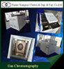 Cromatografía de gas ahorro de energía de los instrumentos de análisis de agua para el control del medio ambiente
