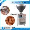 Automatische Wurststuffer-Maschine des VakuumZkg-3500 für füllende Wurst-Werbung