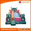 2018高品質0.55mm PVC Tarapulin膨脹可能な猫のスライド(T4-203)