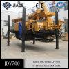 700 metros de perforación de perforación potente profunda máquina de plataforma