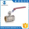 Alta Qualidade 1/2-2 pol Válvula de Esfera de latão de média pressão