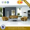 普及した居間のソファー、革ソファー、ソファー、リクライニングチェアのソファー(HX-CS044)