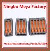 Gleichwertiges Wago 222 Serien-eindrücken Draht-Verbinder-Klemmenleisten