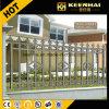 Cercado de alta seguridad de aluminio del chalet del jardín del diseño clásico de la cerca