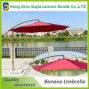 Paraguas rectos desmontables convenientes impermeables del jardín de la fabricación