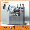 クリーム色の歯磨き粉の満ちるシーリング機械Gfj-60