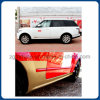 Venda quente para impressão digital Auto adesivos auto adesivos