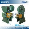 Máquina de perfuração do furo da imprensa de potência de J23-40t para a fatura da moeda do metal